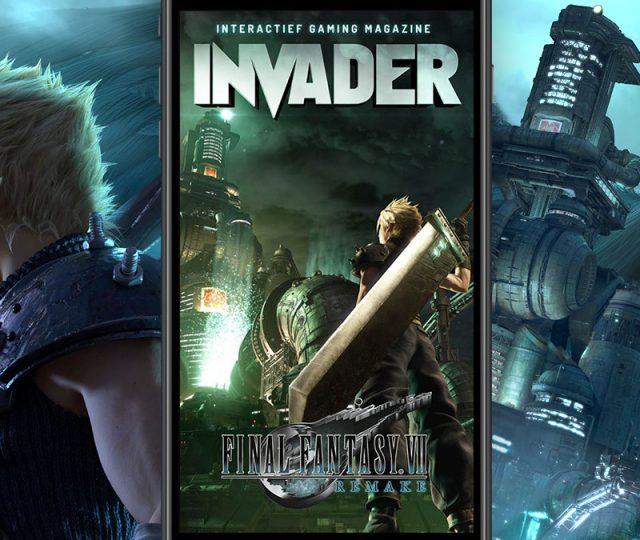 Final Fantasy 7 cover