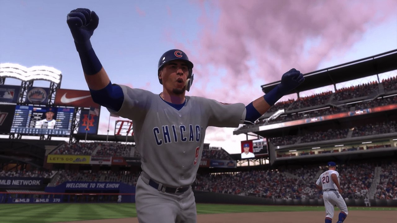MLB show review
