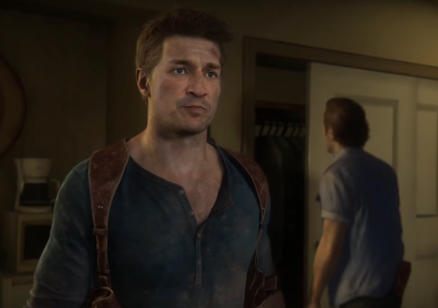 Nathan Fillion as Nathan Drake