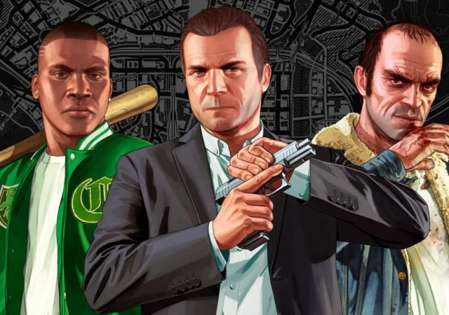 grand theft auto 5 epic games store free