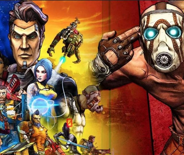 Borderlands Switch