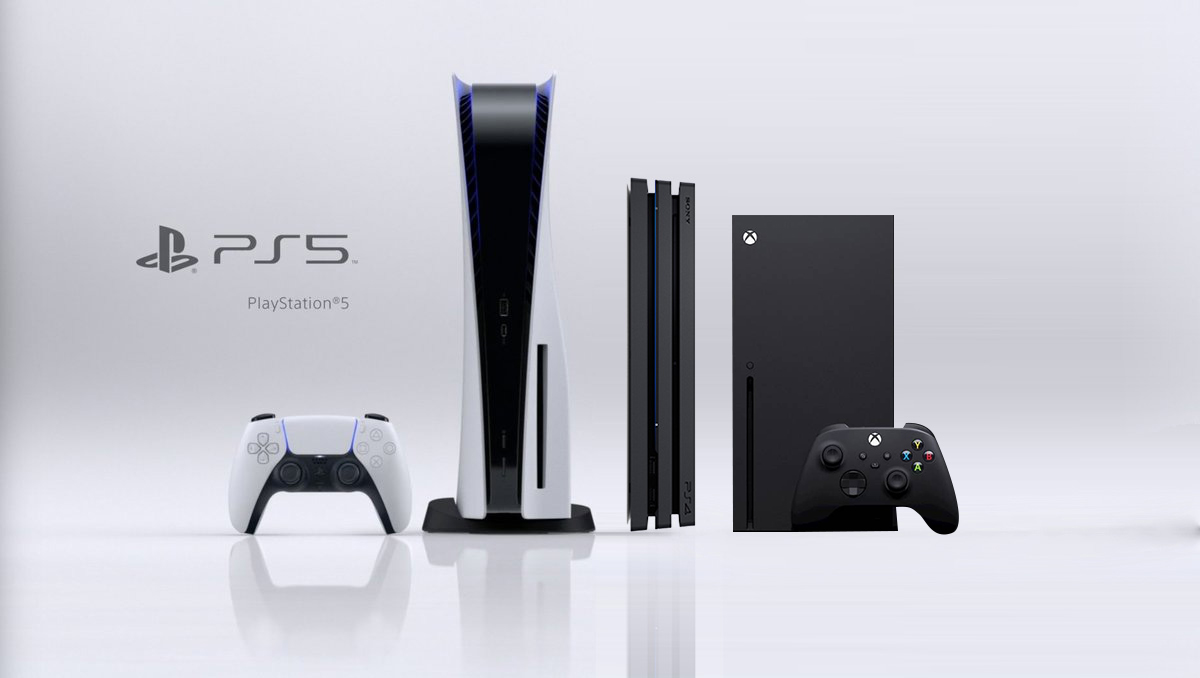 PS5 size