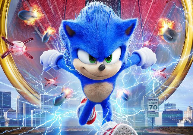 Sonic hedgehog movie