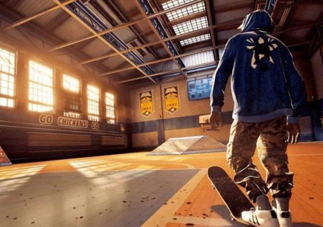 Tony hawk skater demo