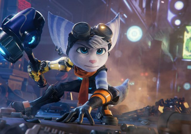 ratchet clank PS5