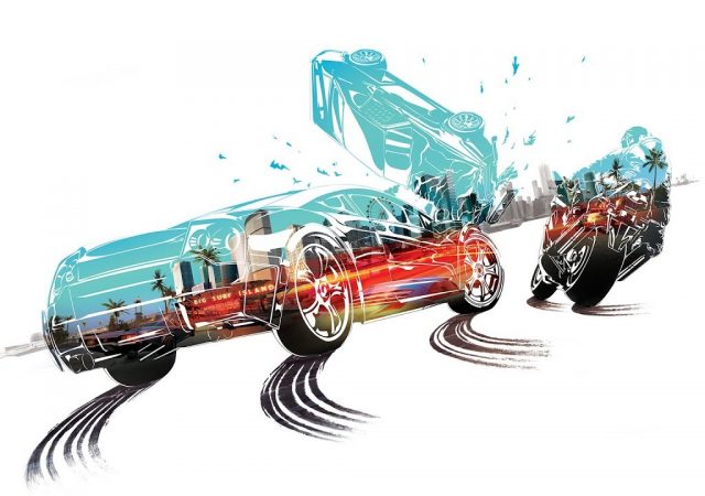 Burnout paradise switch