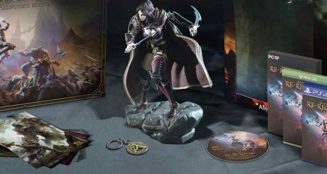 Kingdoms amalur collectors edition