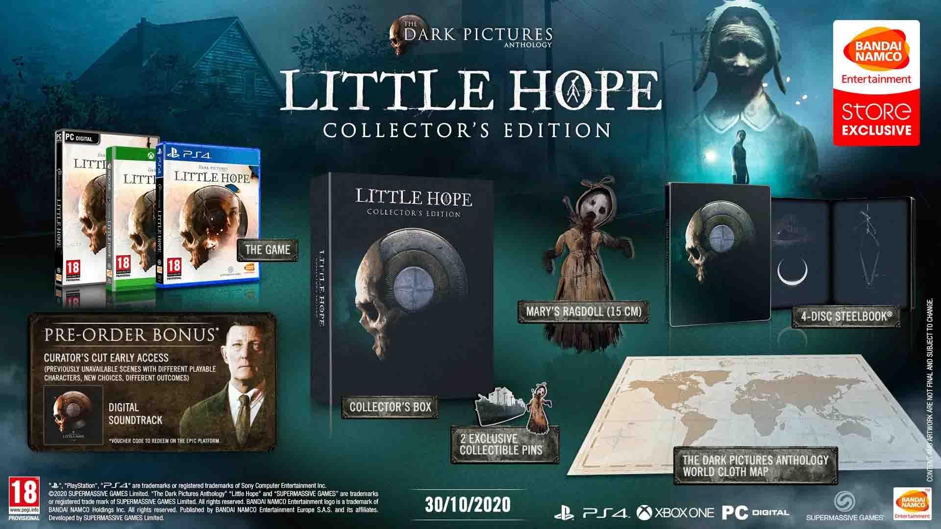 Little Hope CE