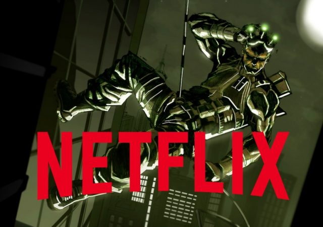 netflix splinter cell