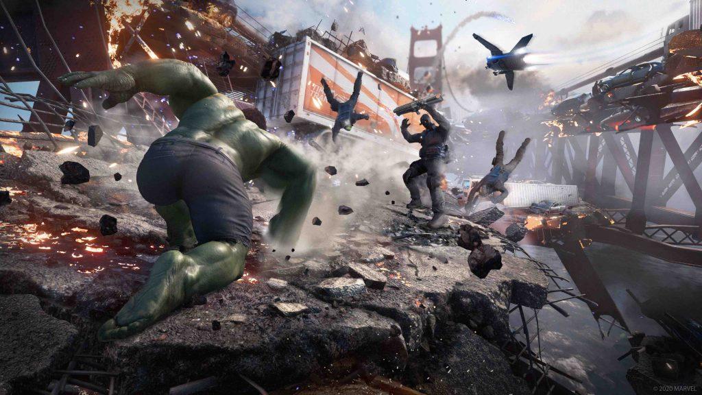 1 Marvel s Avengers Preview Screenshot 3 Embargo 5.8.2020 1400BST 1500CET