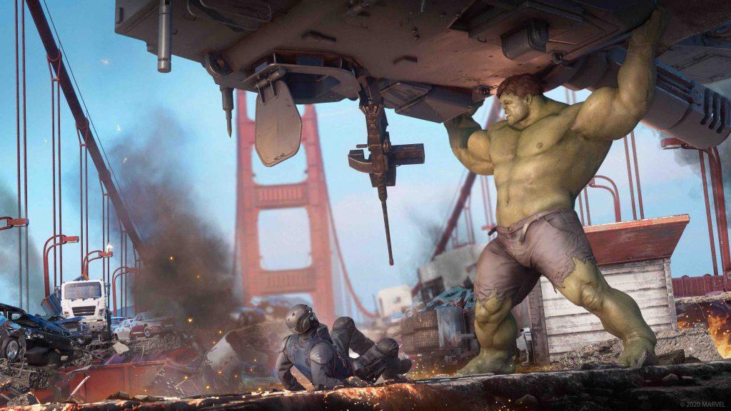 3 Marvel s Avengers Preview Screenshot 2 Embargo 5.8.2020 1400BST 1500CET
