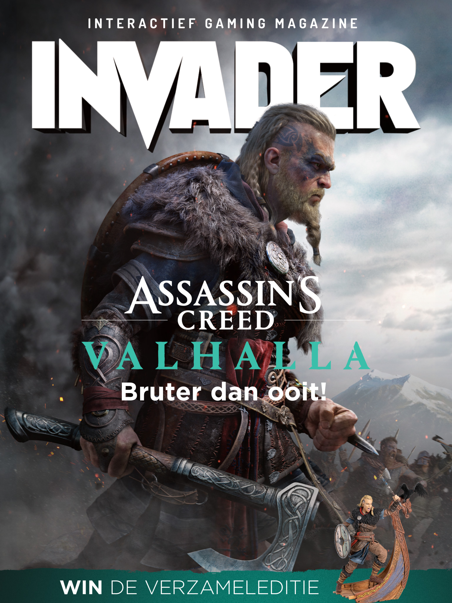 COVER INVADER75 AC Valhalla iPad 0 00 21 06
