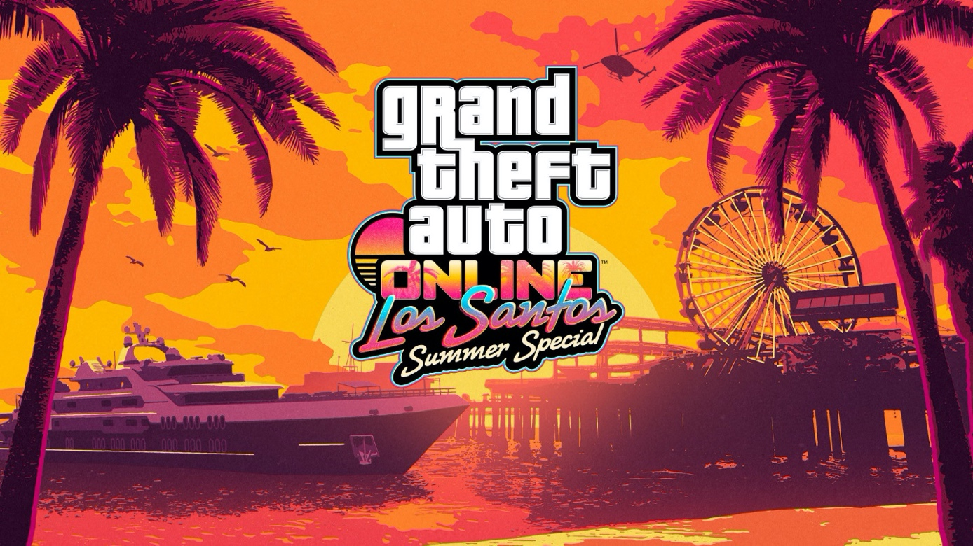 GTA Online summer