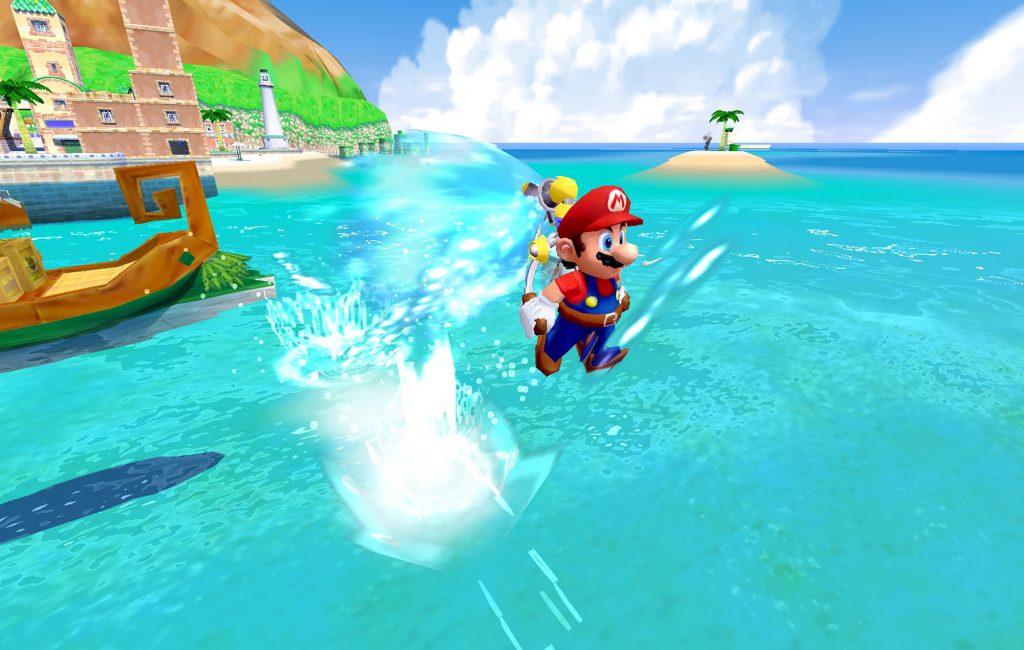 Super Mario Sunshine Hero