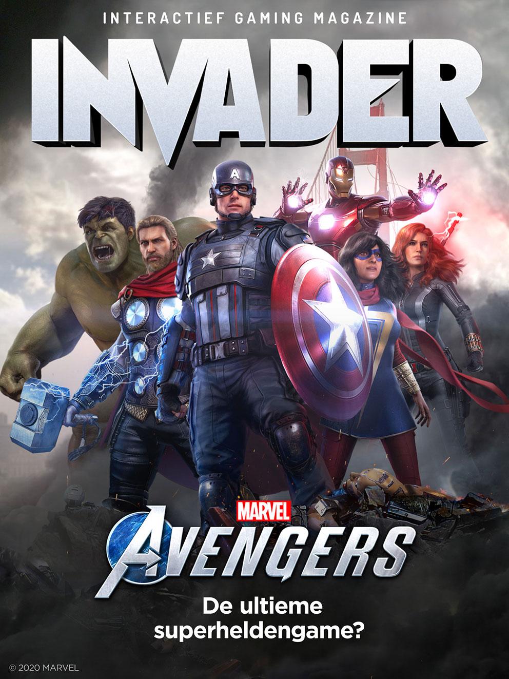 COVER Inavder76 Avengers 0001200