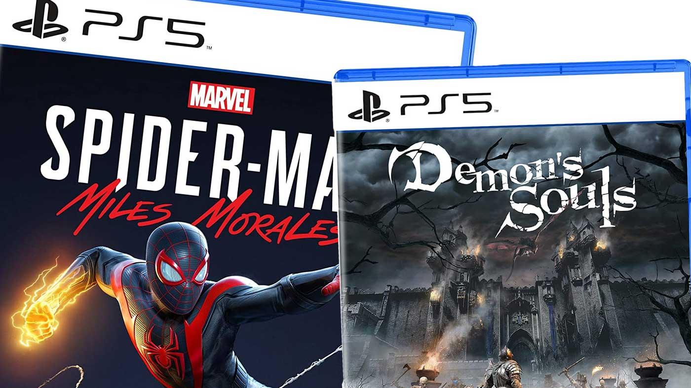 Demons Souls Spiderman