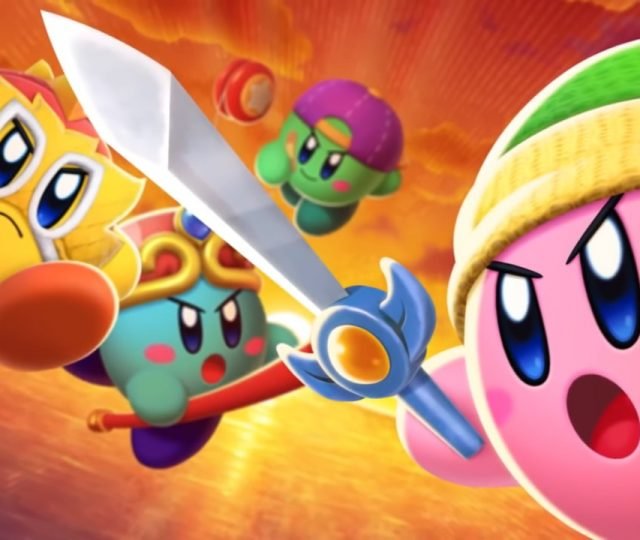 Kirby Fighters 2 How to Unlock All Characters