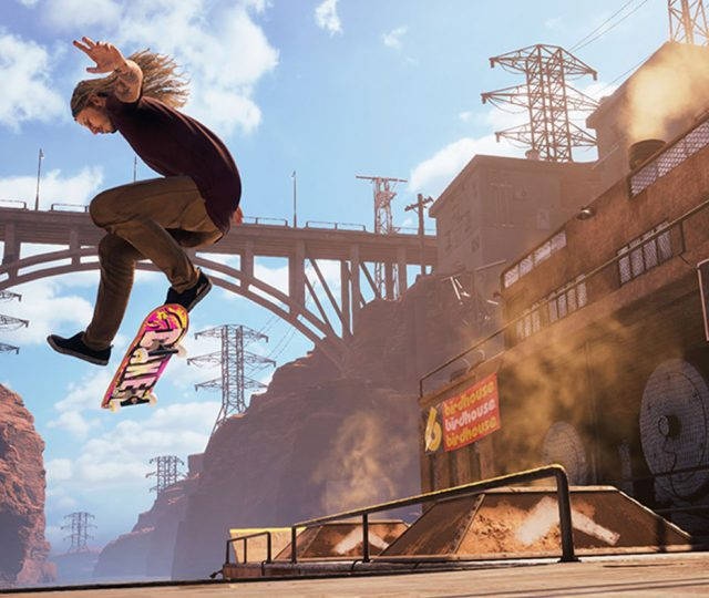 Tony Hawk review