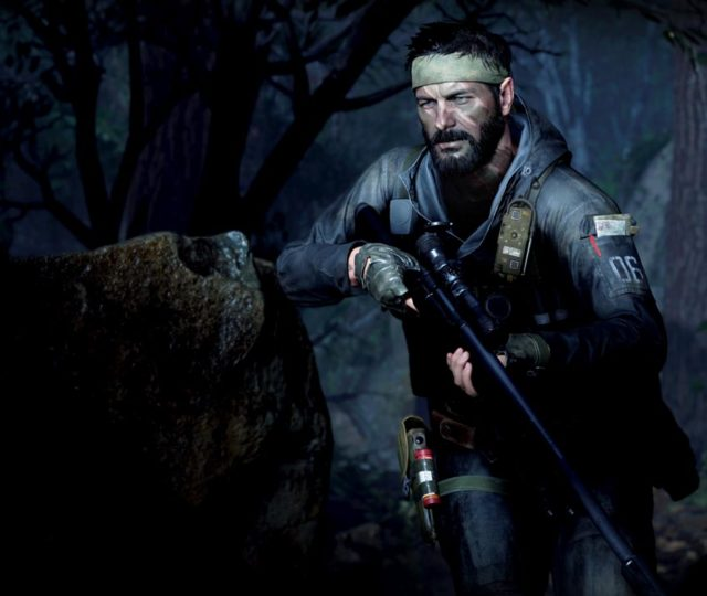 black ops cold war PS5