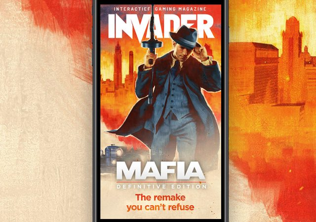 mafia magazine cover invader