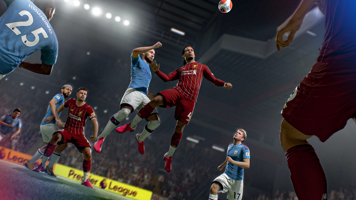 FIFA 21 review 1