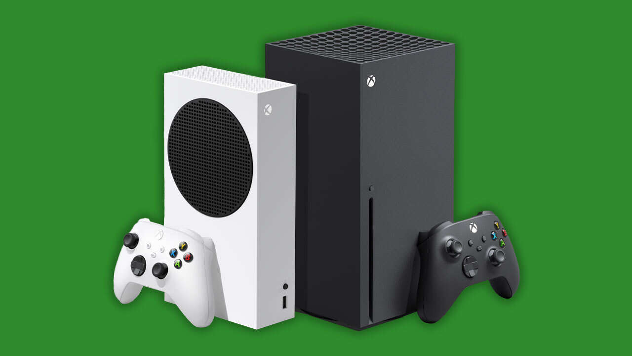 Xbox Series launch games