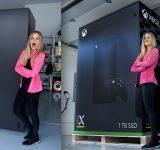 Xbox fridge