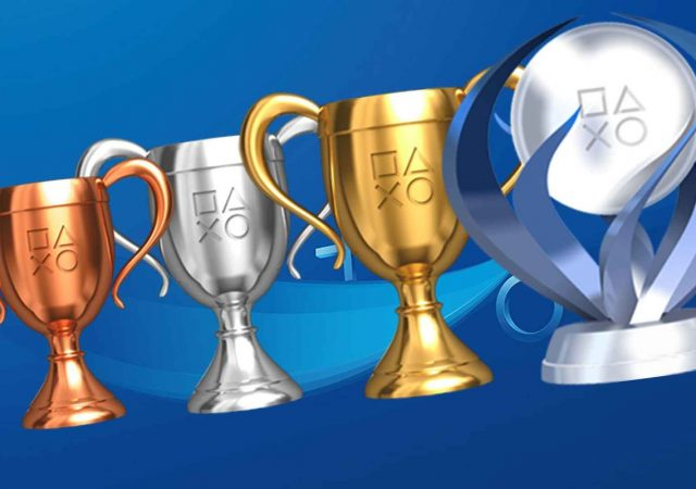 playstation trophies