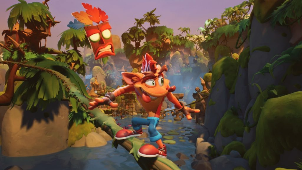 review crash bandicoot 4 its about time