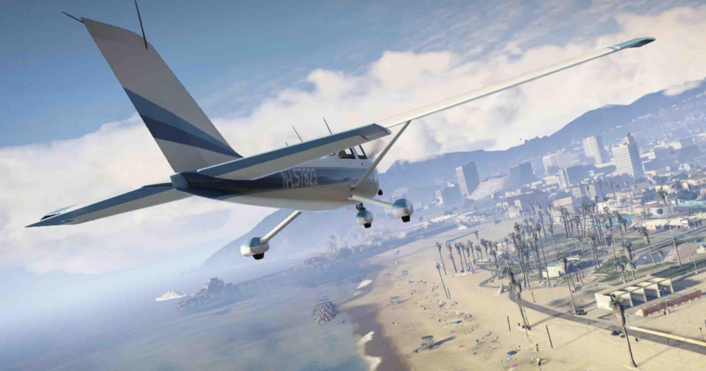 GTA Online eiland