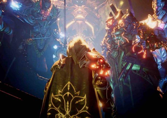 Godfall PS5 gameplay