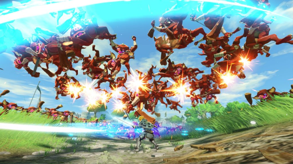 Hyrule Warriors Age of Calamity 1