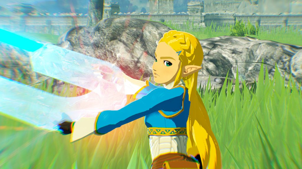 Hyrule Warriors Age of Calamity Zelda