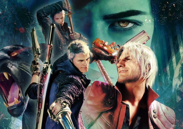 devil may cry 5 special edition PS5 review