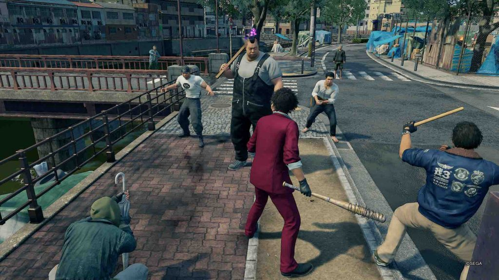 yakuza review 2